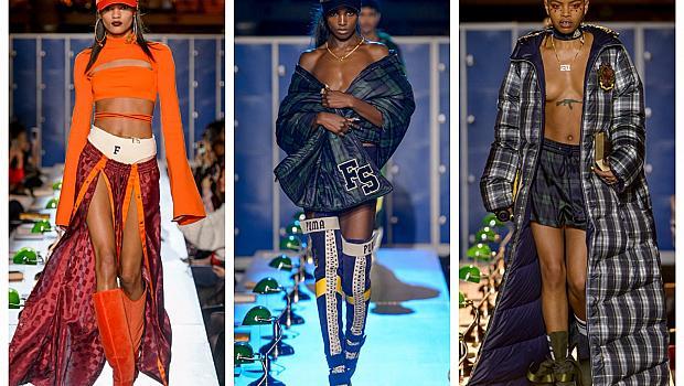 Риана разтърси модния подиум в Париж