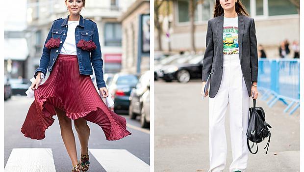 Сако или дънково яке за пролетни дни?