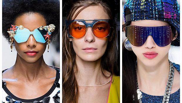 Пролетно-летните тенденции при слънчевите очила за 2017