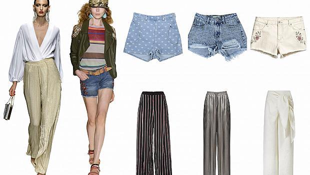 Панталонът: мини или макси?