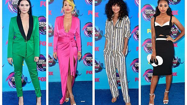 Най-добрите визии от Teen Choice Awards 2017