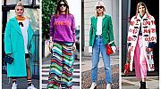 Street style: Смели комбинации за есенните дни