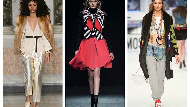 Милано зима 2015: Byblos, Blugirl, Moschino
