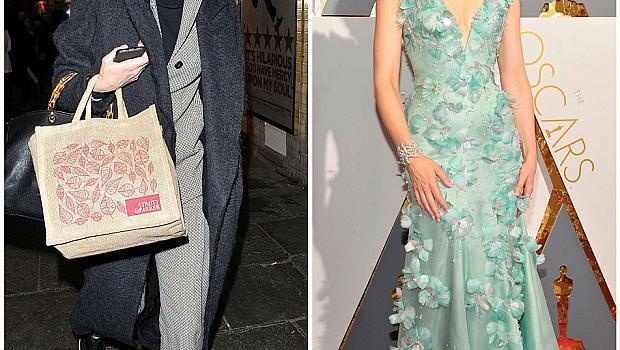 Кейт Бланшет е неузнаваема, появи се с розова коса