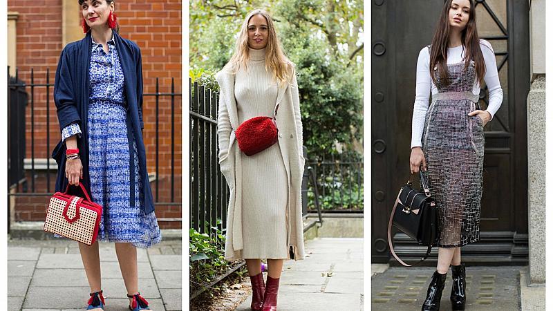 Street style мания по време на седмица на модата в Лондон