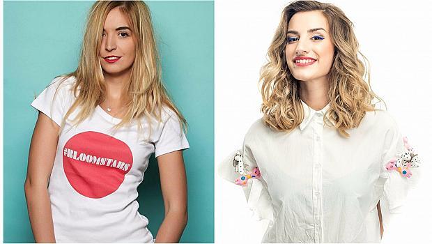 Гост блогърите Ирен Дикова и Елена Миланова: Шапките и чорапите са най-тренди аксесоарите за този сезон