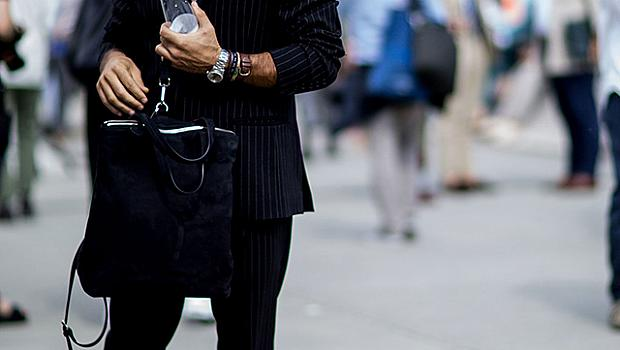 Street style от Pitti Uomo SS16 - мъже