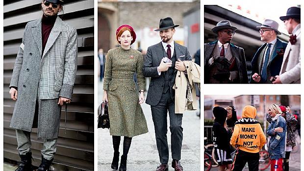 Street style: Първи ден от Pitti Uomo 2018