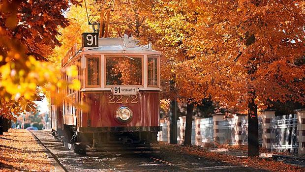 20 места по света с красива есенна картина