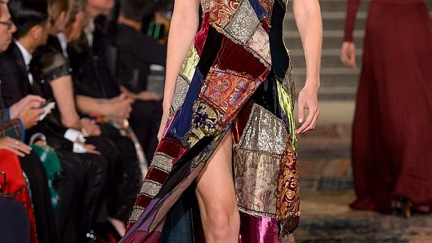Седмица на модата Ню Йорк: Ralph Lauren, есен-зима 2018