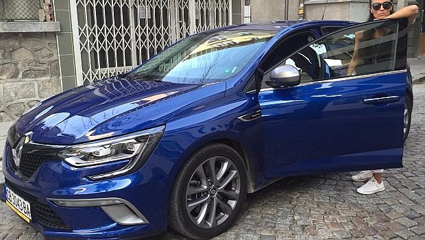 Тест драйв: уикенд авантюра с Renault