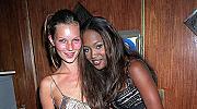 #TBT: Кейт Мос и Наоми Кембъл