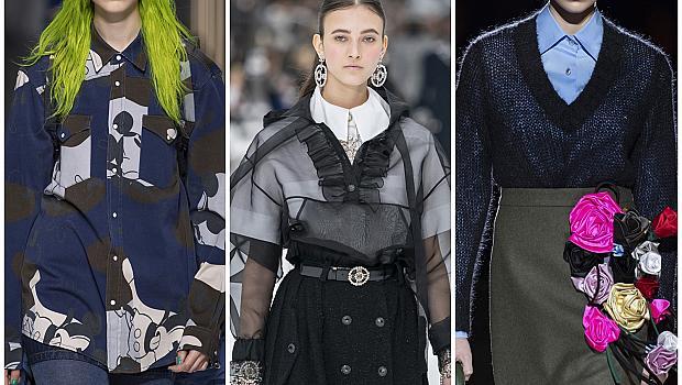 43 ризи от модния подиум, които искаме веднага