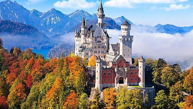 Като в приказките: 10 романтични градчета в Бавария