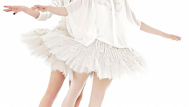 Три жени в бяло