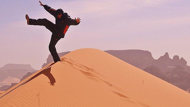 Георги Милков: МОЕТО МЯСТО е Сахара!