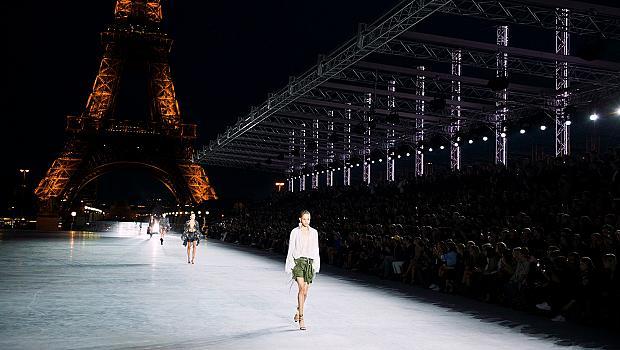 Saint Laurent даде бляскав старт на модните ревюта в Париж