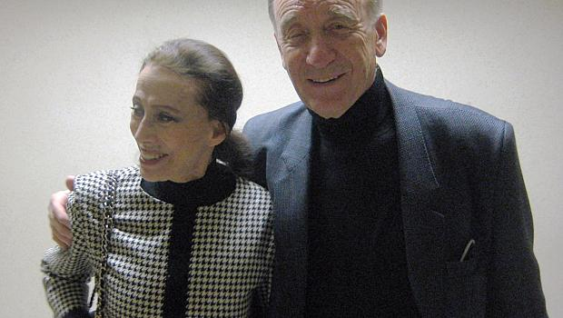 На 90 години почина Мая Плисецкая