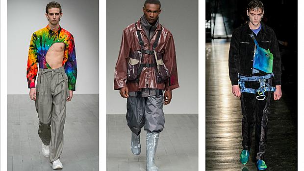 5 тренда, които се родиха по време на London Fashion Week Men's AW18