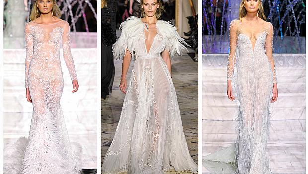 10 от най-модерните булчински рокли за 2018