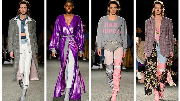 Какво остави след себе си London Fashion Week, есен-зима 2018?