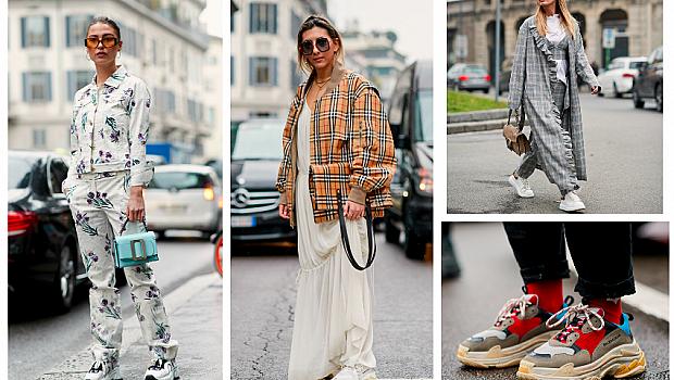 С какво да носим модерните за сезона кецове?