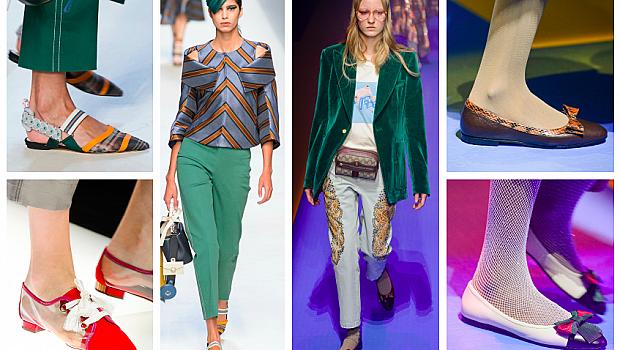 Какви обувки трябва да има модерната работеща жена?