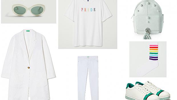 Какво да облечем на White Dinner 2018?