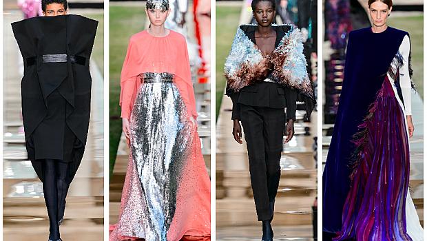 Givenchy даде бляскав старт на Haute Couture ревютата в Париж