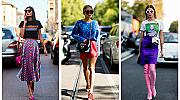 50 street style предложения как да носите пола през лятото