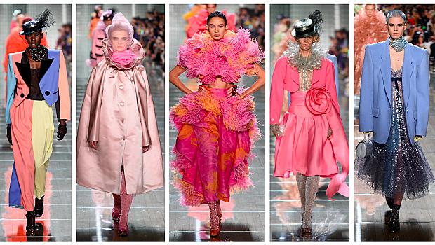 Седмица на модата Ню Йорк: Marc Jacobs, пролет-лято 2019