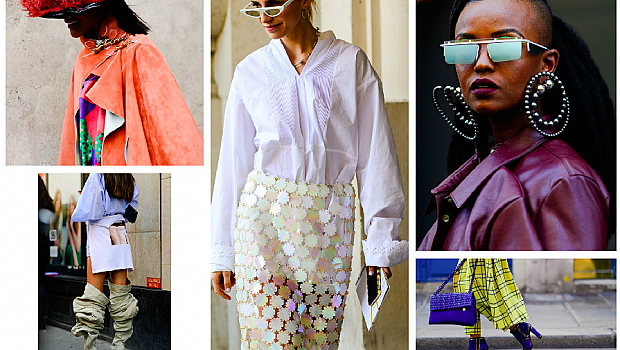 83 street style предложения от Париж, в които ще се влюбите