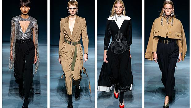 Седмица на модата Париж: Givenchy, пролет-лято 2019