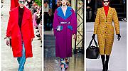 30 предложения как да носите цветно палто през есента