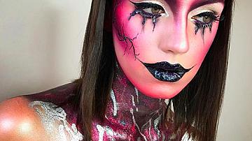 20 идеи за ефектен Halloween грим oт Инстаграм