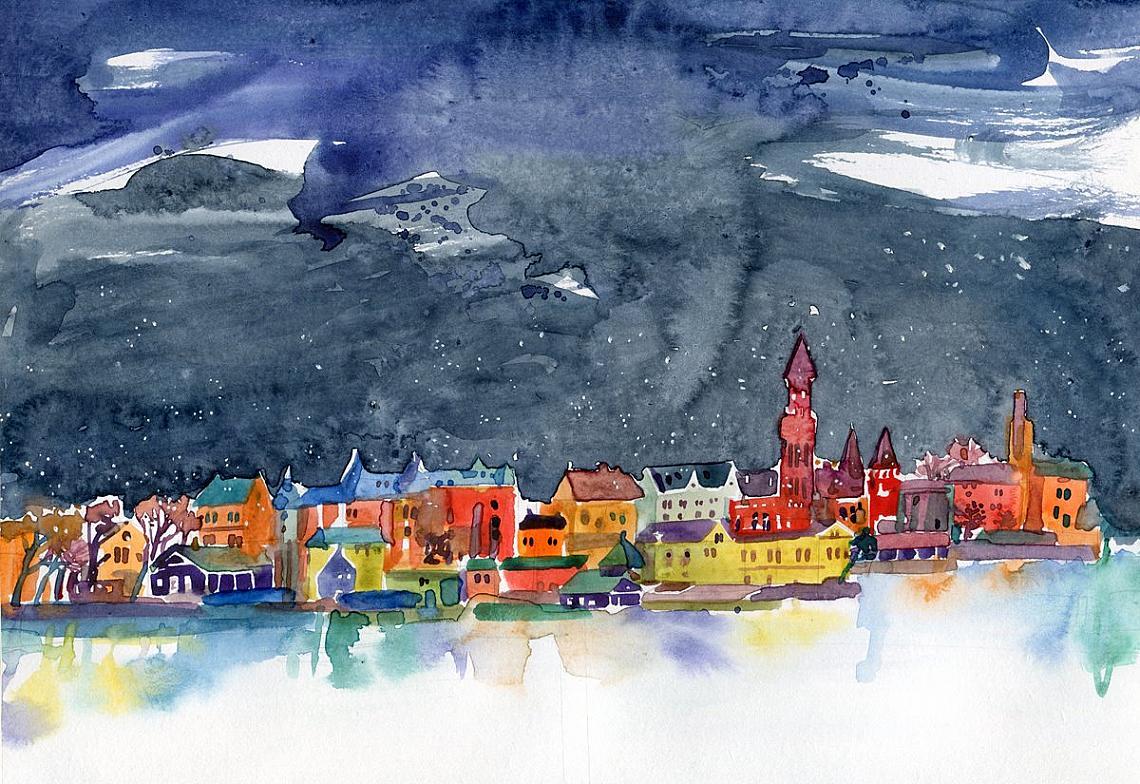 Илюстрация: Дамян Дамянов