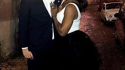 Серена Уилямс показа годежния си пръстен