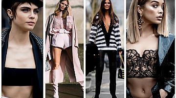 Секси Street style сELLEкция: от улиците на Париж
