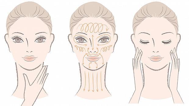 Масаж за лифтинг на лицето