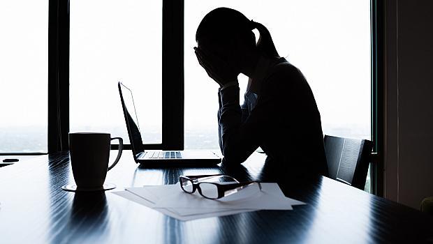 Сълзи в офиса: да или не?
