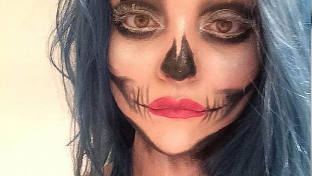 Хелоуин на звездите в Instagram