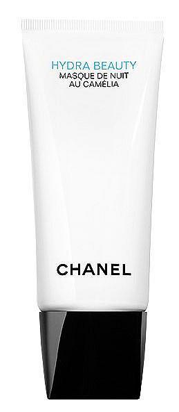 Нощната маска Masque De Nuit Au Camelia на Chanel е продуктът от серията Hydra Beauty с най-висока концентрация на камелия, която реактивира клетъчните оксидативни механизми. Тя действа, докато вие спите, за да се събудите на сутринта с идеално хидратирана, свежа и сияйна кожа.