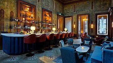Частен клуб Soho House в Лондон