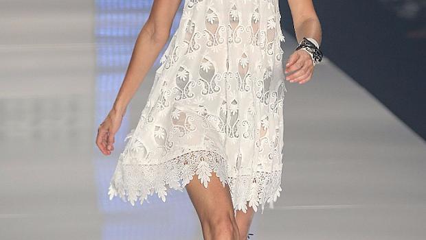Жизел Бюндхен се връща на модния подиум