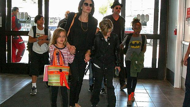 Анджелина Джоли и Брад Пит ще имат седмо дете
