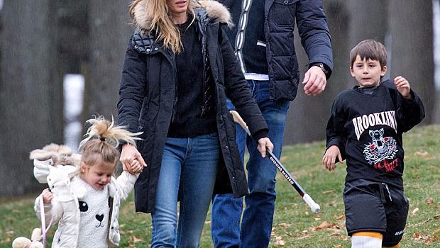 Жизел Бюндхен бременна с трето дете?