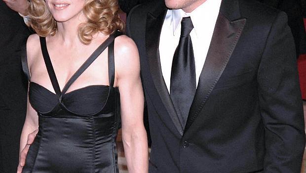 Мадона и Гай Ричи на война заради сина си Роко