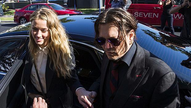 Съпругата на Джони Деп се размина със затвора