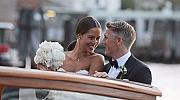 Сватбата номер 2! Ана Иванович и Бастиан Швайнщайгер сключиха и църковен брак
