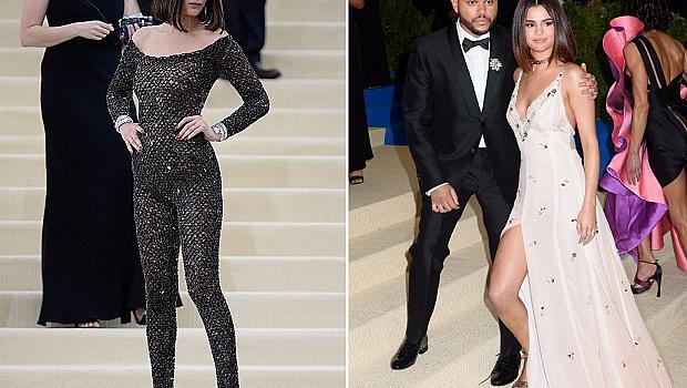 Неловко! Бела Хадид се срещна с The Weeknd и Селена Гомез